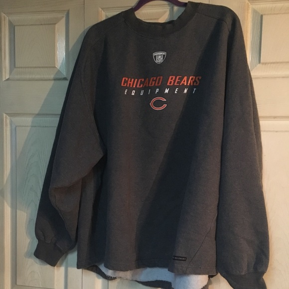 abdedd6dc 🌹Reebok NFL Equipment Men Crew Neck Top! M 5b8607c10e3b86634a6ac960